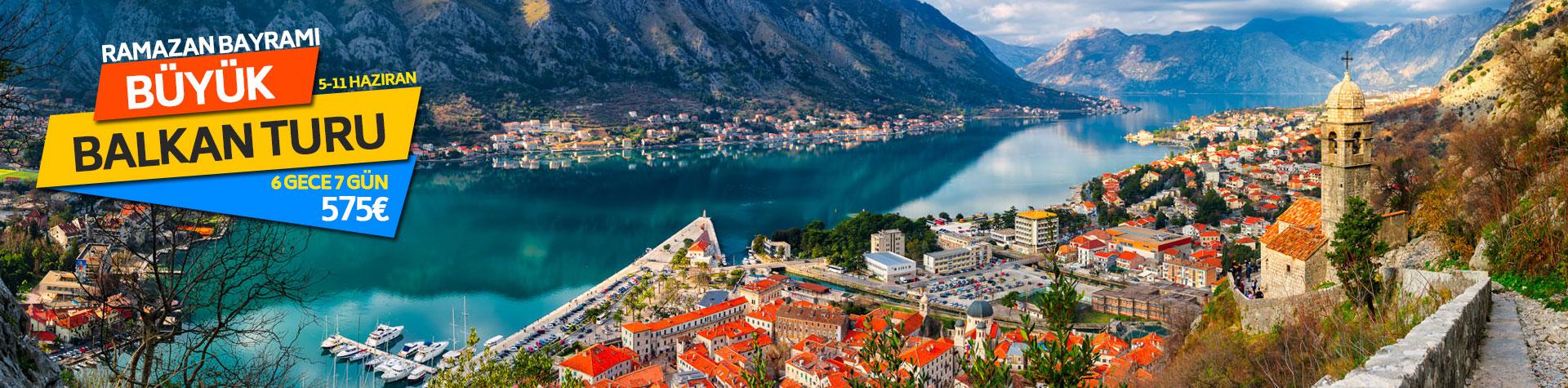 Büyük Balkan turu