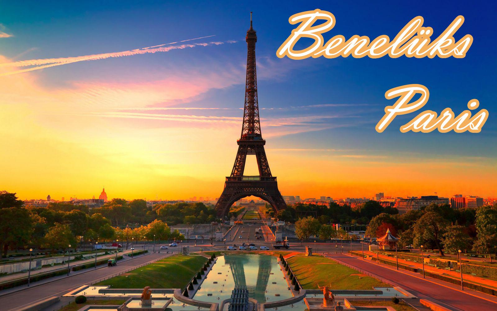 Benelüks Paris Turu