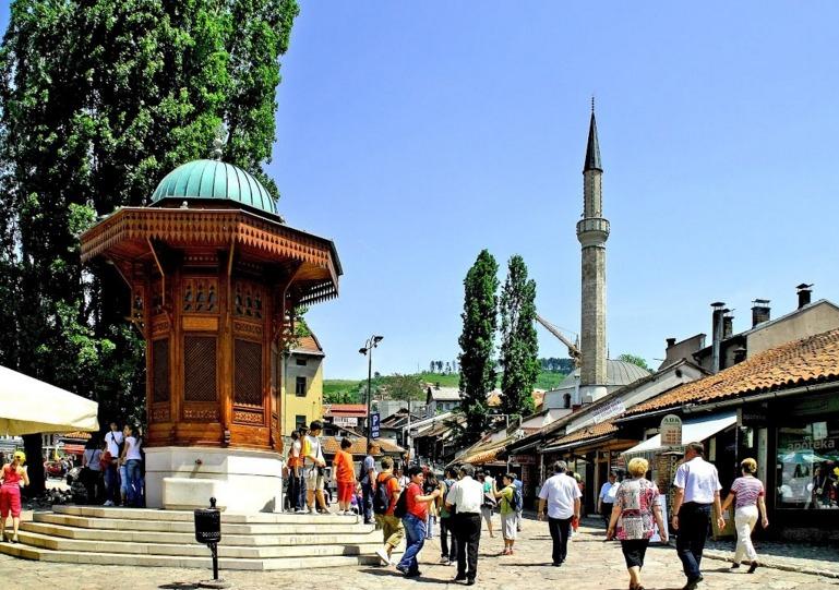 Büyük Balkan Turu ( Pegasus Hava Yolları)