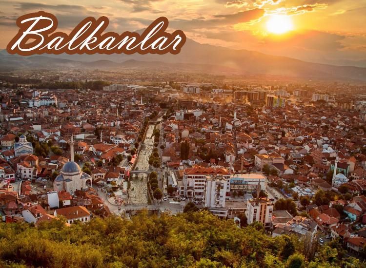 Büyük Balkan Turu (Saraybosna - Priştine)