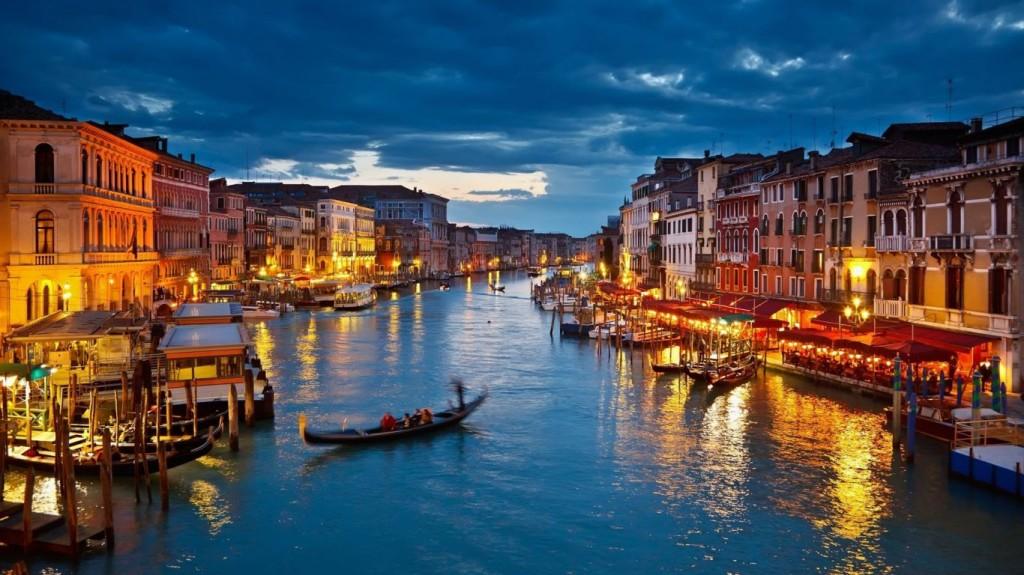 Büyük İtalya Turu (Roma Gidiş)