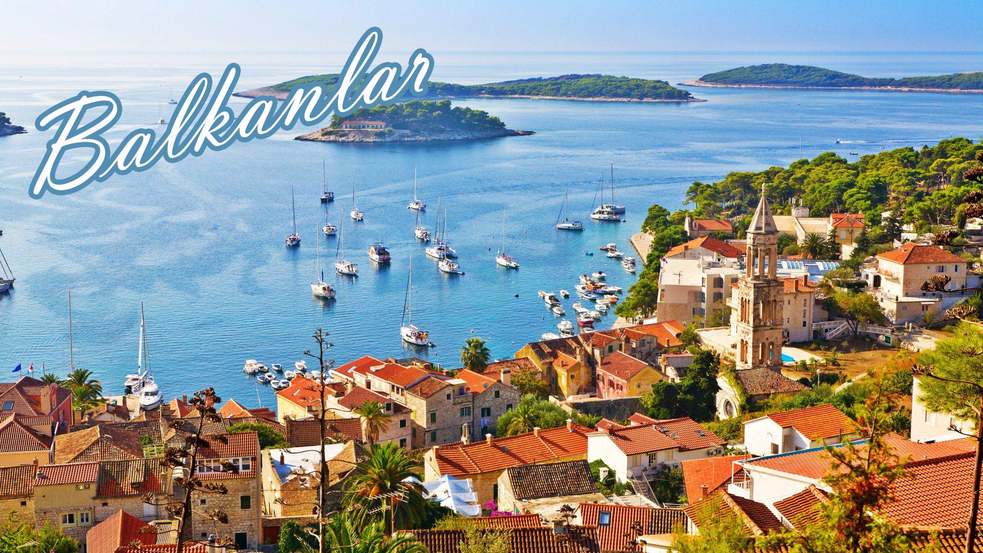 Otobüs İle Baştan Başa Balkan Turu (Selanik Başlar)