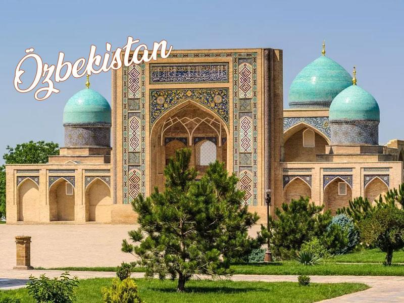 Promosyon Özbekistan Turu